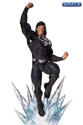 1/3 Scale Black Suit Superman Statue (DC Comics)