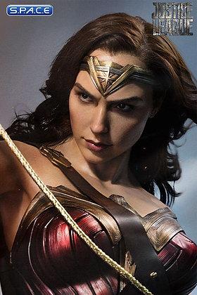 1:1 Wonder Woman Life Size Bust (Justice League)