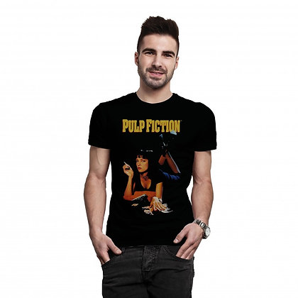 Pulp Fiction – Classic Poster T-Shirt