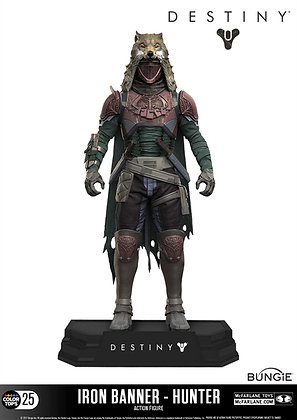 Hunter 'Iron Banner' from Destiny (Color Tops)