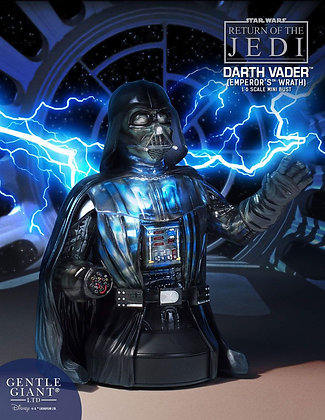 Darth Vader Emperor's Wrath Bust (Star Wars)
