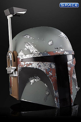 Electronic Boba Fett Helmet (Star Wars - The Black Series)