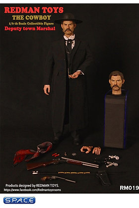 1/6 Scale Deputy town Marshal