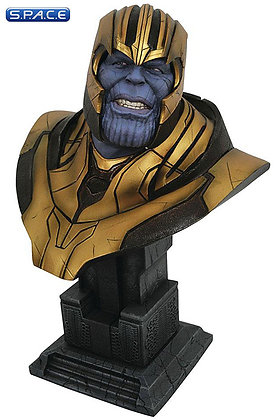Thanos Legend in 3D Bust (Avengers: Infinity War)