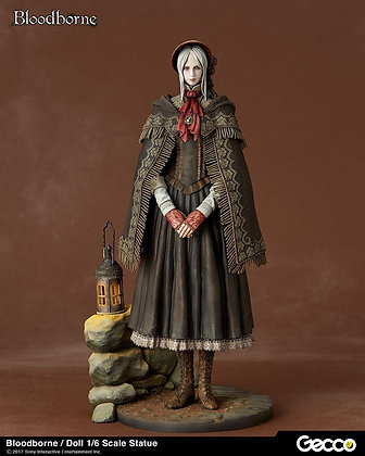 1/6 Scale Doll PVC Statue (Bloodborne)