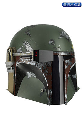 1:1 Boba Fett Helmet Life-Size Precision Crafted Replica (Star Wars: The Empire