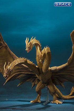King Ghidorah - S.H. MonsterArts (Godzilla: King of the Monsters)