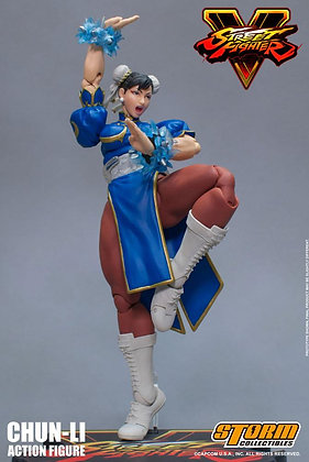 1/12 Scale Chun-Li (Street Fighter V)