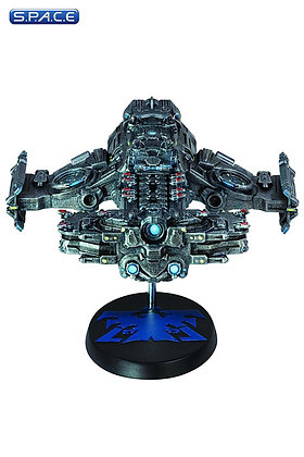 Terran Battlecruiser Ship Replica (StarCraft II: Wings of Liberty)