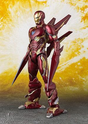 Iron Man MK50 Nano Weapons S.H. Figuarts Tamashii Web Exclusive (Avengers: Infin