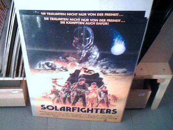 solarfighters filmplakat
