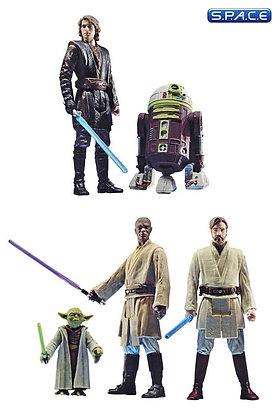 Jedi Order Celebrate the Saga 5-Pack (Star Wars)
