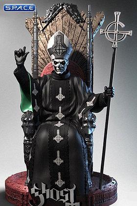 Papa Emeritus II Rock Iconz Statue (Ghost)
