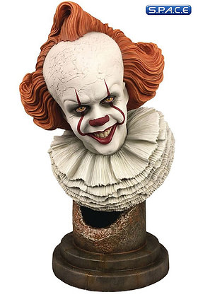 Pennywise Legends in 3D Bust (It: Chapter 2)