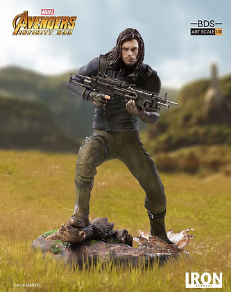 1/10 Scale Winter Soldier Statue (Avengers: Infinity War)