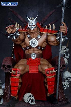 1/3 Scale Shao Kahn on Throne Statue (Mortal Kombat)