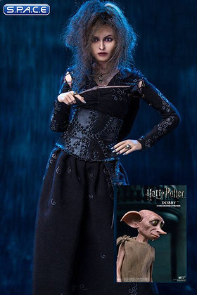 1/6 Scale Bellatrix Lestrange Deluxe Version (Harry Potter and the Deadly Hallow