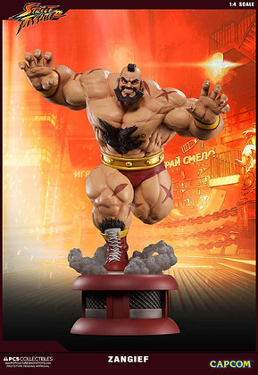 1/4 Scale Zangief Statue (Street Fighter)