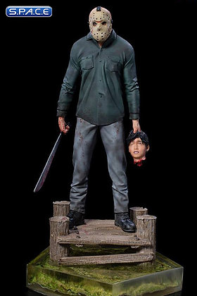 1/10 Scale Jason Deluxe Statue (Friday the 13th)