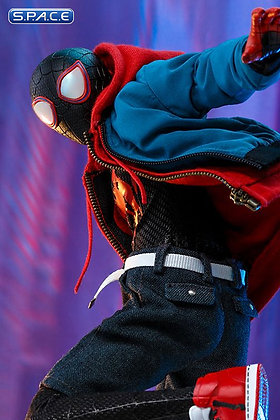 1/6 Scale Miles Morales Movie Masterpiece MMS567 (Spider-Man: Into the Spider-Ve