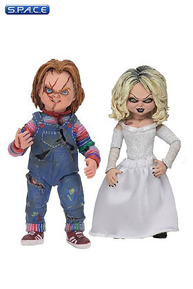 Ultimate Chucky & Tiffany 2-Pack