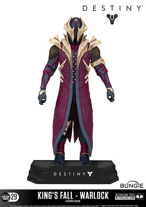 Warlock 'Kings Fall' from Destiny (Color Tops)