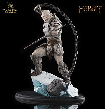 Azog - Commander of Legions Statue (The Hobbit: The Battle of th