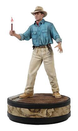Dr. Alan Grant Statue (Jurassic Park)