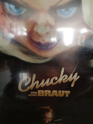 Chucky und seine Braut - Filmplakat