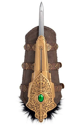 Assassin's Creed Valhalla Replik 1/1 Eivors versteckte Klinge 37 cm
