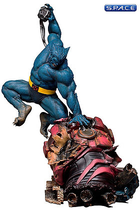 1/10 Scale Beast BDS Art Scale Statue (X-Men) Iron Studios