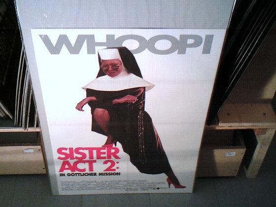 sister act 2 filmplakat