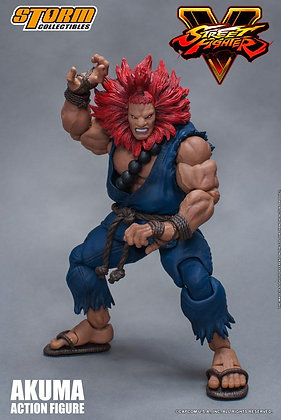 1/12 Scale Akuma (Street Fighter V)