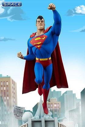 Superman Statue (Superman Animated Series)