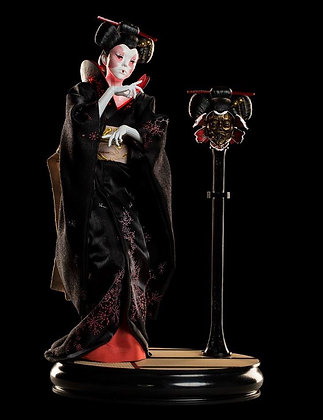 Gheisha Statue (Ghost in the Shell)