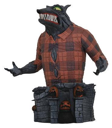 Wolfman Bust (Nightmare before Christmas)