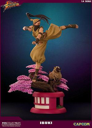 Ibuki Ultra Statue (Street Fighter)