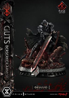 Berserk Statue 1/4 Guts Berserker Armor Rage Edition Deluxe Version 67 cm Statue