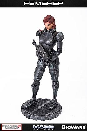 Femshep Statue (Mass Effect 3)