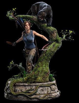 Lara Croft Statue (Shadow of the Tomb Raider)
