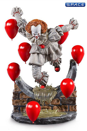 1/10 Scale Pennywise Deluxe Art Scale Statue (It Chapter 2)
