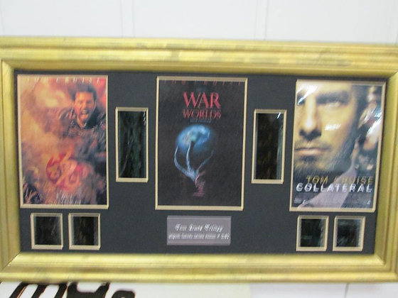 Tom Cruise Trilogy