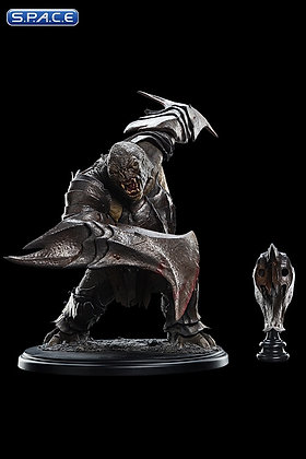 War Troll Premium Statue
