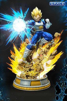 1/4 Scale Super Saiyan Vegeta Mega Premium Masterline Statue (Dragon Ball Z)