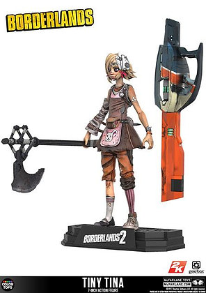 Tiny Tina from Borderlands (Color Tops)