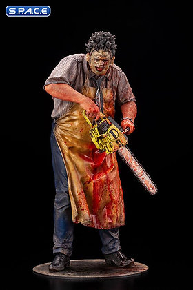 1/6 Scale Leatherface ARTFX PVC Statue - Slaughterhouse Version (Texas Chainsaw
