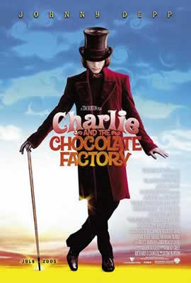 Charlie And The Chocolate Factory-(US-Teaser)