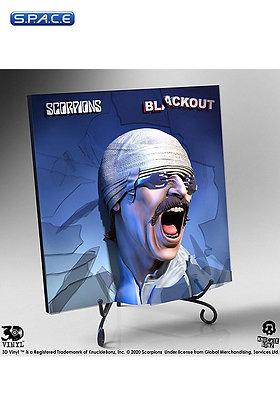 Blackout 3D Vinyl Cover Statue (Scorpions)