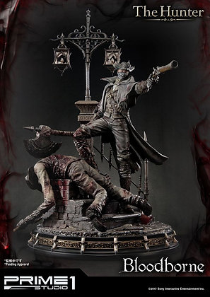 The Hunter from Bloodborne: The Old Hunters