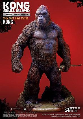 Kong Soft Vinyl Statue Deluxe Version (Kong: Skull Island)